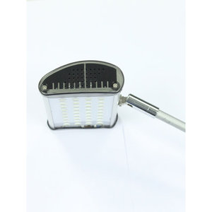 LED Power Shot silber 230V/20W